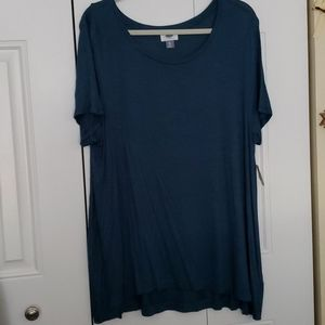 Short sleeve dress top